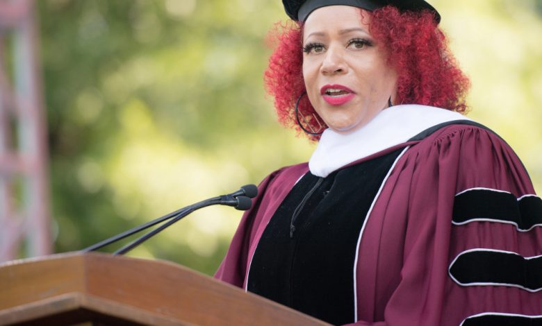 Nikole Hannah-Jones and the value in trading spaces
