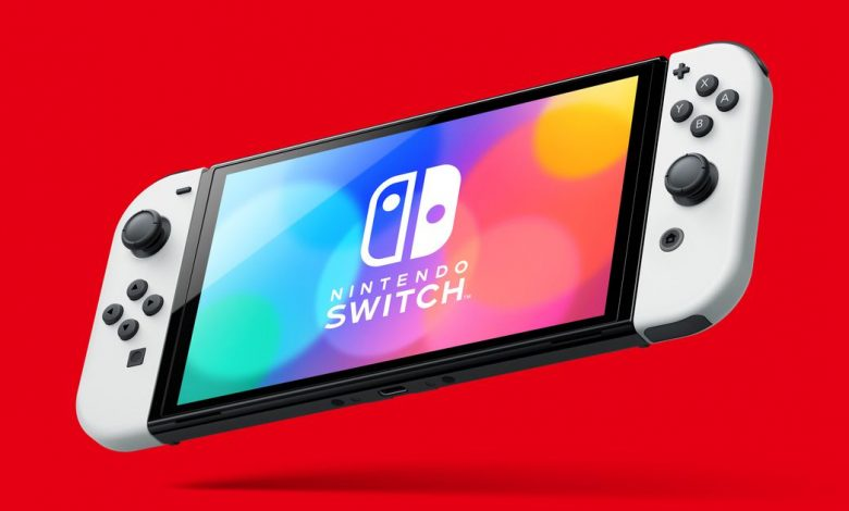 Nintendo Switch OLED model comes out in October