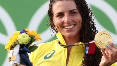 Olympic kayaking medalist shows how she fixed her boat... with a condom