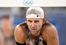 Olympics 2021 - At 45, beach volleyball player Jake Gibb is ready for his own last dance