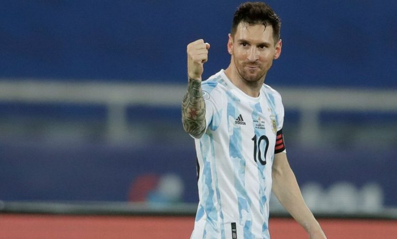 PSG trump Barcelona's Messi offer while free agent contests Copa America