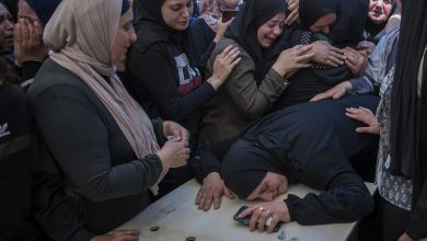 Palestinians, Israeli troops clash after West Bank funeral