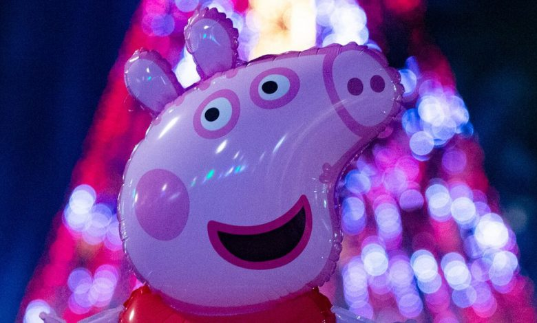 Peppa Pig isn't warping your kid's accent. But it will take over your life