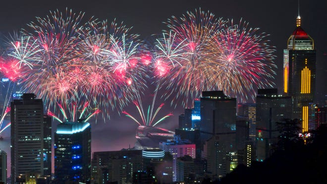 Pets stressed by Fourth of July fireworks noise? Here's what to do.