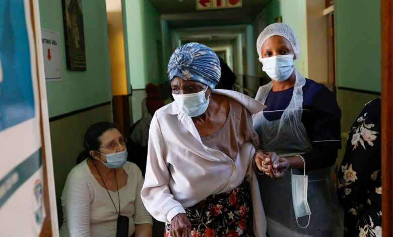 Pfizer will start making COVID vaccines in Africa in 2022. It needs them now