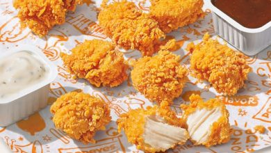 Popeyes nuggets arrive July 27 to restaurants nationwide.