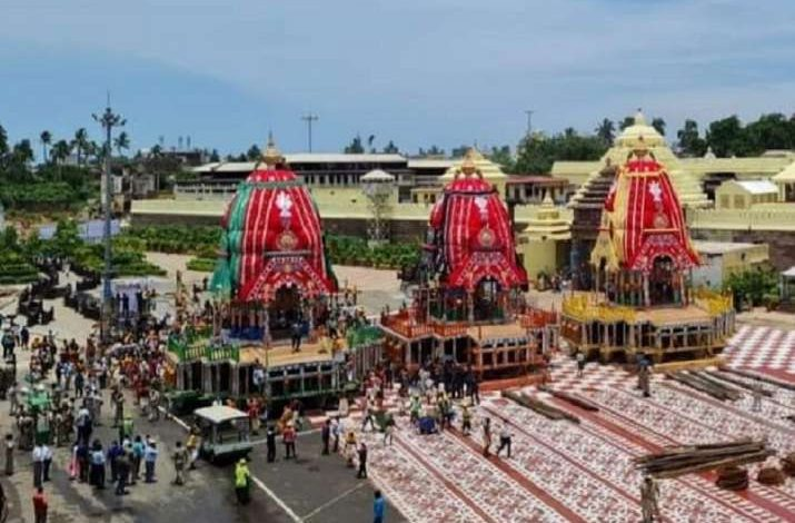 Puri Rath Yatra: No devotees; only fully vaccinated