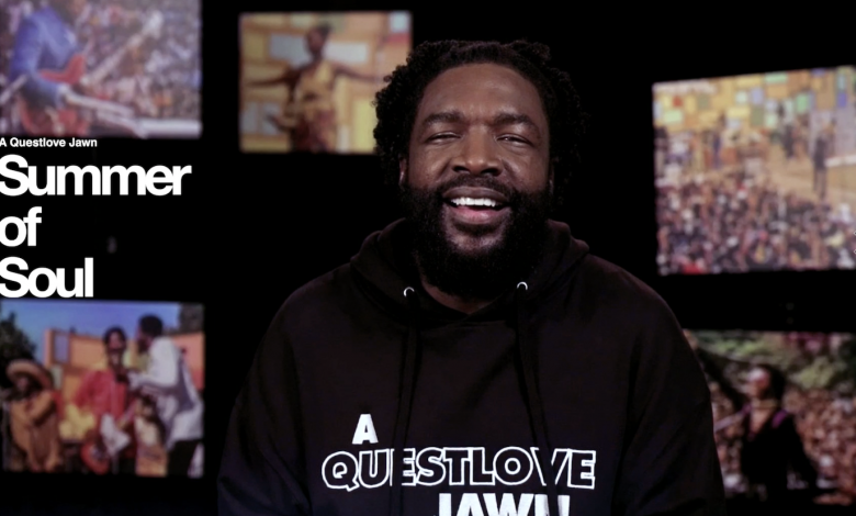 Questlove has only missed two Jimmy Fallon shows in 12 years – and he's made 2021's best documentary in the process