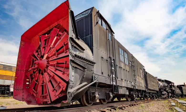 Rails in the Rockies: A tour around the Colorado Railroad Museum