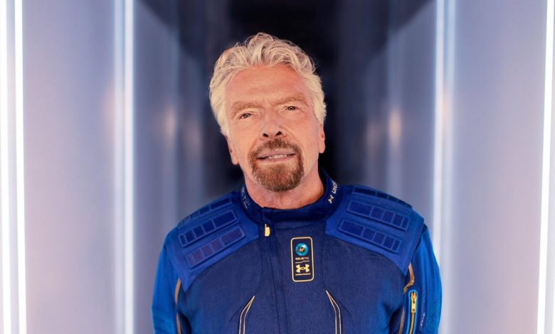 Richard Branson and Virgin Galactic: See the space dream come to life