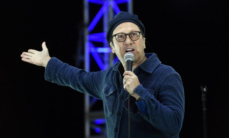 Rob Schneider rails against COVID-19 vaccines: 'Just say no'