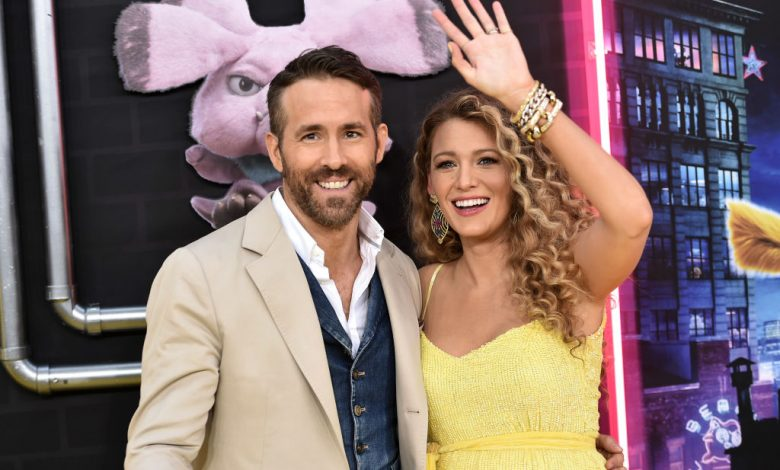 Ryan Reynolds reveals how he and Blake Lively got together