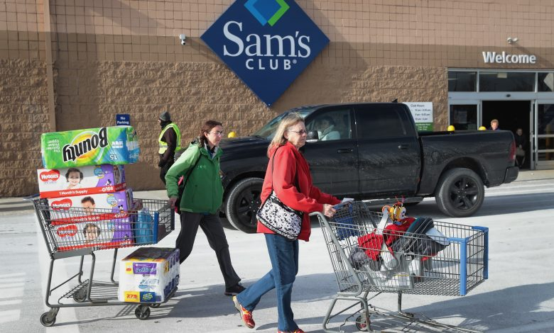 Sam's Club is testing a scan-and-ship option for shoppers