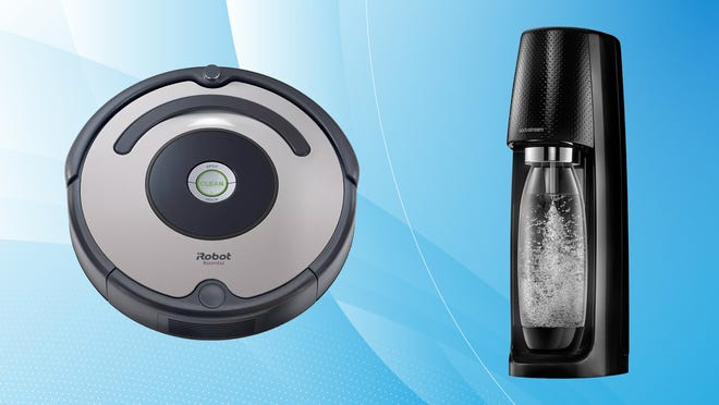 Kohl's has deals on everything from home appliances like this iRobot Roomba robot vacuum to kitchen essentials like this SodaStream water maker.