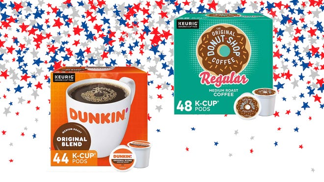 Get these K-Cups for a steal.