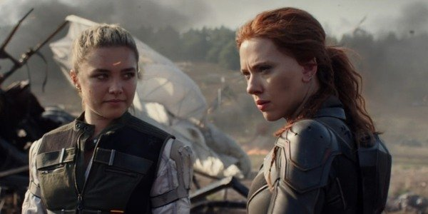 Scarlett Johansson explains how 'Black Widow' became Marvel's #MeToo movie: 'You cannot miss the opportunity'