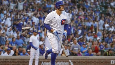 Schwarber, Rizzo to AL East, Hernandez to White Sox