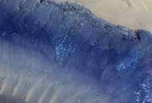 Scientists Analyze Marsquakes To Determine the Structure of Mars' Crust
