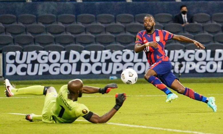 Shaquell Moore grasps his chance as USMNT kicks off Gold Cup campaign