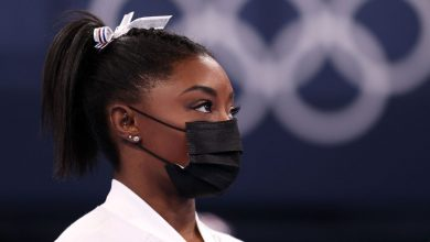 Simone Biles withdraws from individual all-around gymnastics competition at Tokyo Olympics to focus on mental well-being