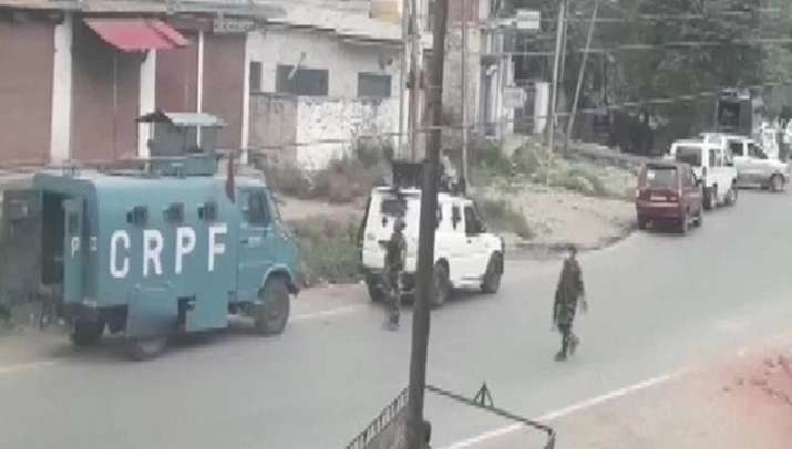 NIA raids in J&K's Anantnag in connection with terror