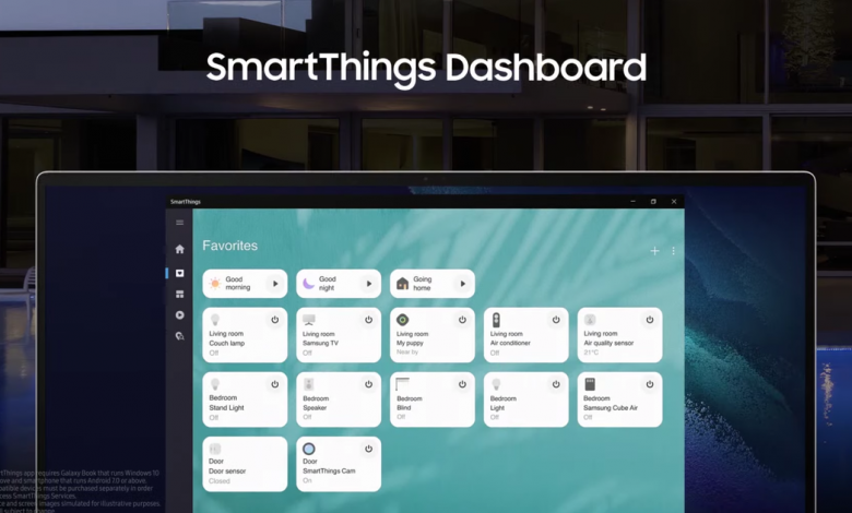 SmartThings energy monitor tracks your Samsung appliances
