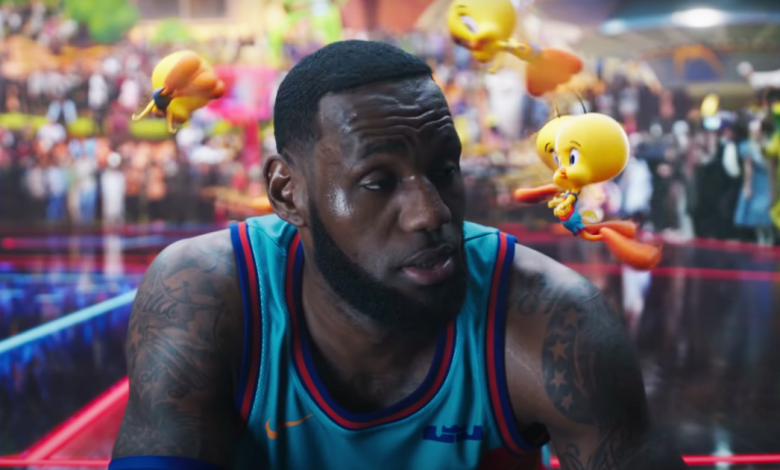 Space Jam: A New Legacy can't decide what it wants to be