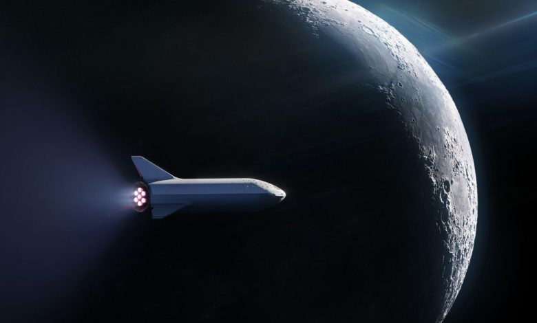 SpaceX moon mission billionaire reveals who might get a ticket to ride Starship