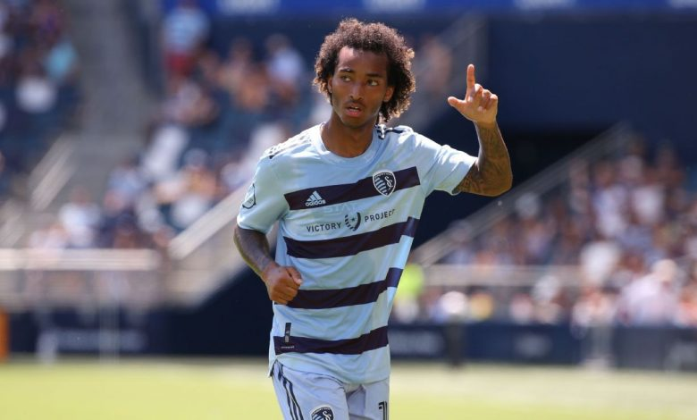 Sporting Kansas City's Gianluca Busio aiming to chart his own path amid interest from Europe