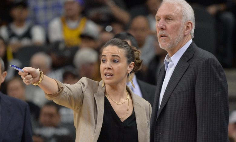 Spurs' Becky Hammon looks to 'next step' in pursuit of making more NBA history