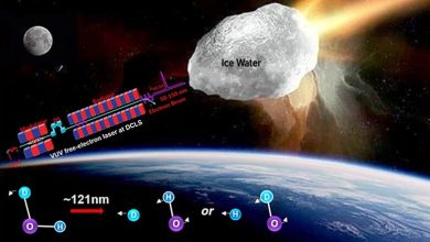 Strong Isotope Effects Revealed in Water Photochemistry