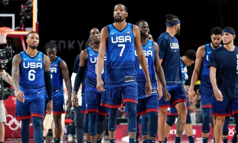 Team USA falls to France at Tokyo Games for first Olympic men's basketball  loss since 2004 - LocalFobs