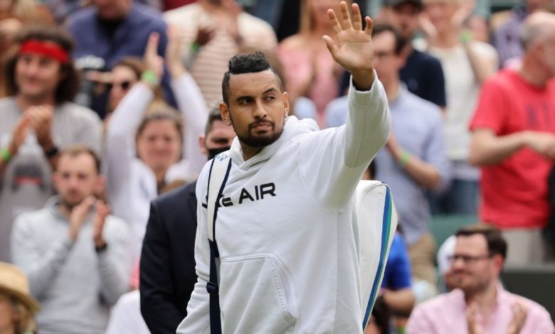 Tennis star Nick Kyrgios pulls out of Olympics, cites lack of fans as well as injury