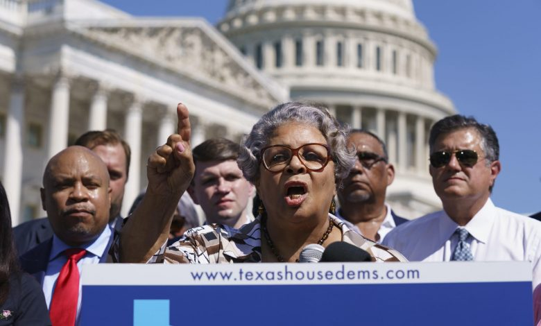 Texas Democrats see walkout as the way out of party slump