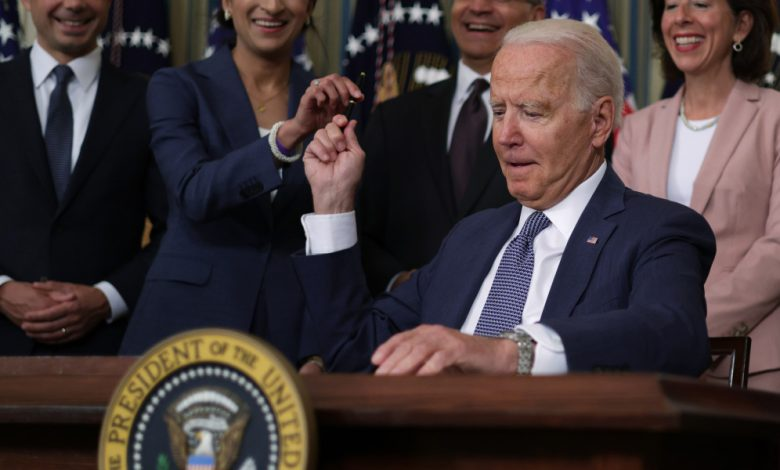 The Biden administration redefines government's relationship with the economy
