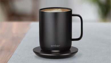 The Ember Temperature Control Mug is on sale at Verizon