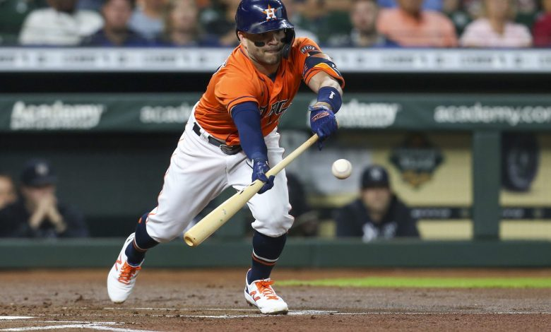 The Houston Astros Have A Historically Low Strikeout Rate