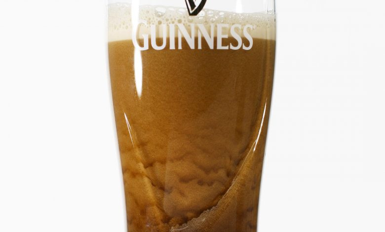The Physics Behind the Bubble Cascade That Forms in a Glass of Guinness Beer