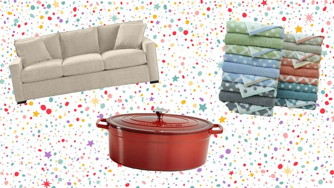 Find incredible deals on furniture, home goods, fashion and more at the Macy's 4th of July sale event.