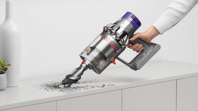 The Dyson Cyclone V10 Allergy has the motor and battery life we loved in the Cyclone V10 Absolute, and it's on sale right now.
