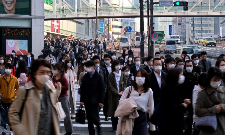 The pick up in Japan ramps up vaccination efforts is 'great news' for retail: EY