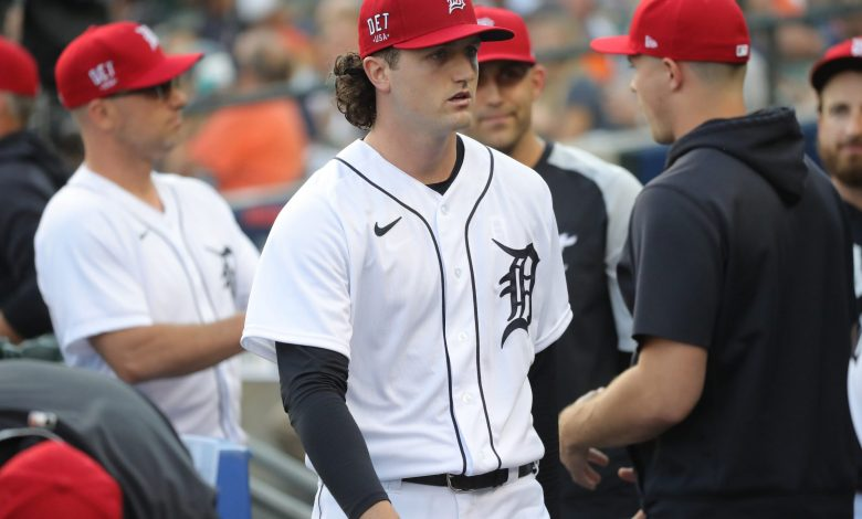 Tigers Tale on the Mound Comes With Early End