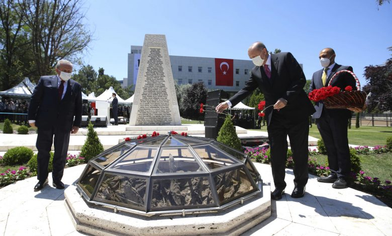 Turkey marks 5th anniversary of crushed military coup