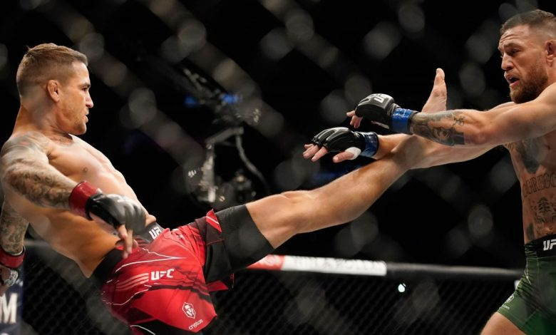 UFC 264 Real or Not