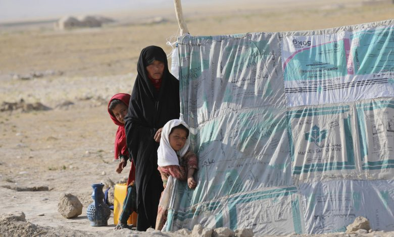 UN appeals for $850 million to help war-torn Afghanistan