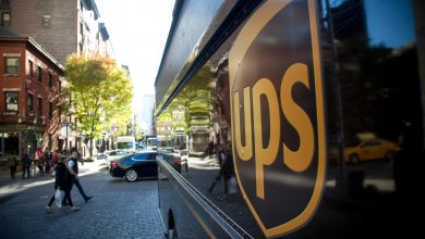 UPS CEO says U.S. deliveries slowed last quarter as economy reopened