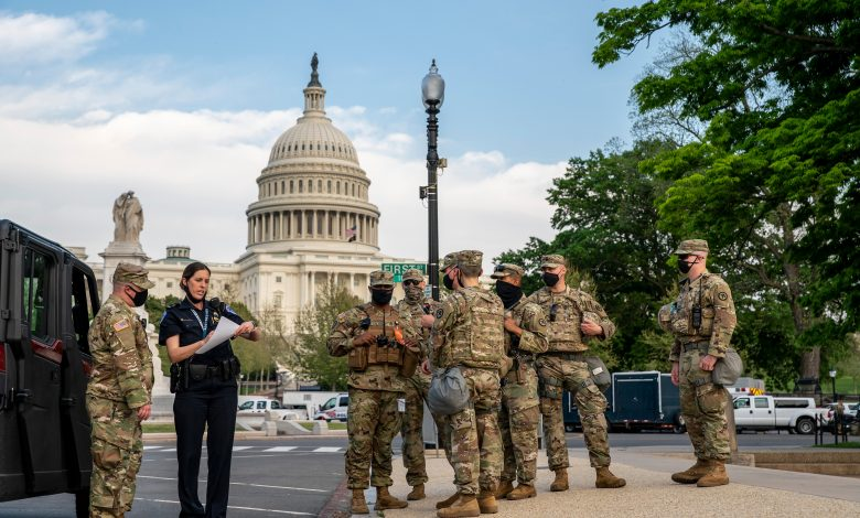 U.S. Capitol fencing installed after Jan. 6 riot has been removed