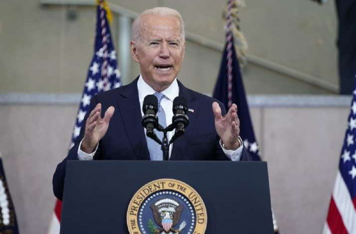 US facing most significant democracy test since Civil War: Biden rips Trump's 'big lie' claims on 2020 electio