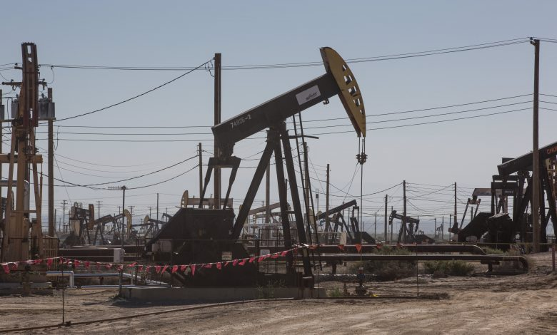 U.S. oil drops 8% to below $70 amid OPEC production boost and Covid fears