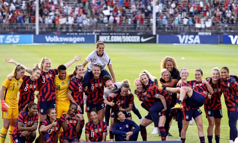 USWNT has all the tools to be first team to win Olympics after winning World Cup